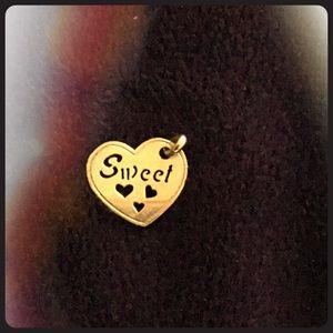 Jewelry - 10 carat beautiful sweet necklace charm